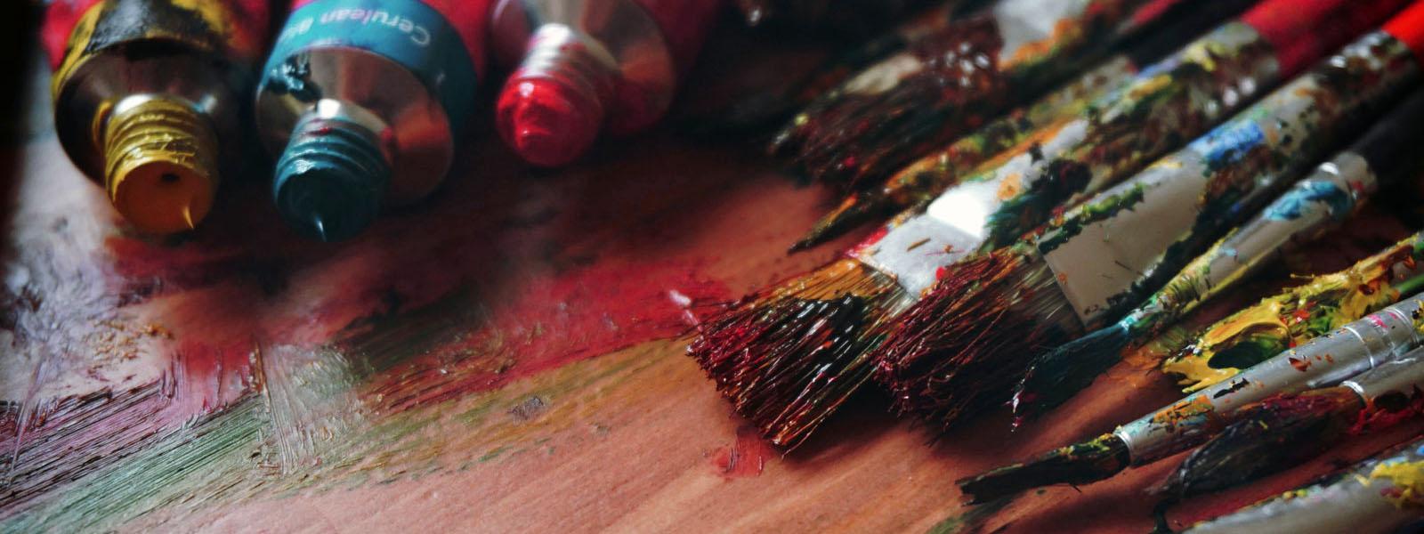 RB-arts - Cours de peinture